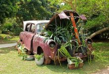 Photo of Creative Ways to Repurpose a Junk Car